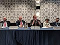 Tom Davis briefs OSCE PA observers in Washington, 4 Nov. 2018 (30789429087).jpg