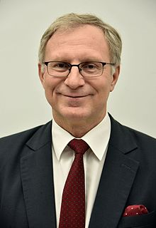 Tomasz Latos Polish politician