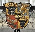 Torgau Marienkirche Grab Sophie von Mecklenburg Wappen.jpg