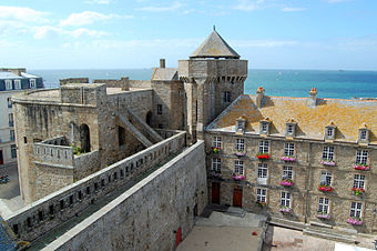 Castle of Saint-Malo, Qui Qu'en Grogne Tower
