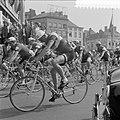Tour de France , in Charleroi, de Nederlandse ploeg. Start in Charleroi, Bestanddeelnr 908-7410.jpg