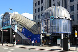 Tower Gateway DLR station.jpg