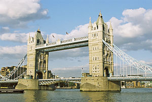 There's No Place Like Home - Scenes were filmed on location in London near Tower Bridge.