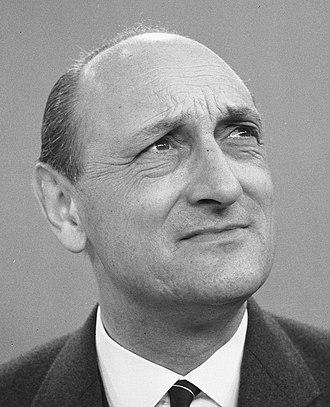 Dutch general election, 1963 - Edzo Toxopeus
