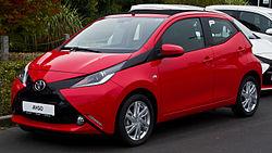 Toyota Aygo – Wikipedia