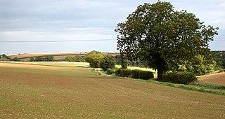 West Ravendale village in United Kingdom