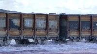File:Train at Burlinskoye lake.webm
