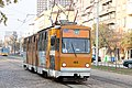 Tram in Sofia near Macedonia place 2012 PD 040.jpg