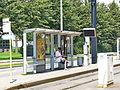 Tramway de Gand - aménagement de la station Rabot.JPG