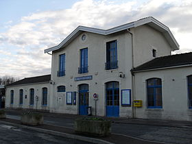 Image illustrative de l'article Gare de Coulommiers