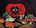 Tray and Vegetables by Pyotr Konchalovsky (1910).jpg