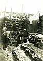 Trench, First World War Fortepan 85690.jpg