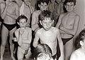 Trening plavalcev plavalnega kluba Branik v mariborskem mestnem kopališču 1957.jpg