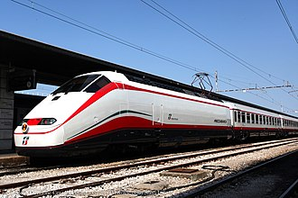 Trenitalia - Frecciabianca regional high-speed train