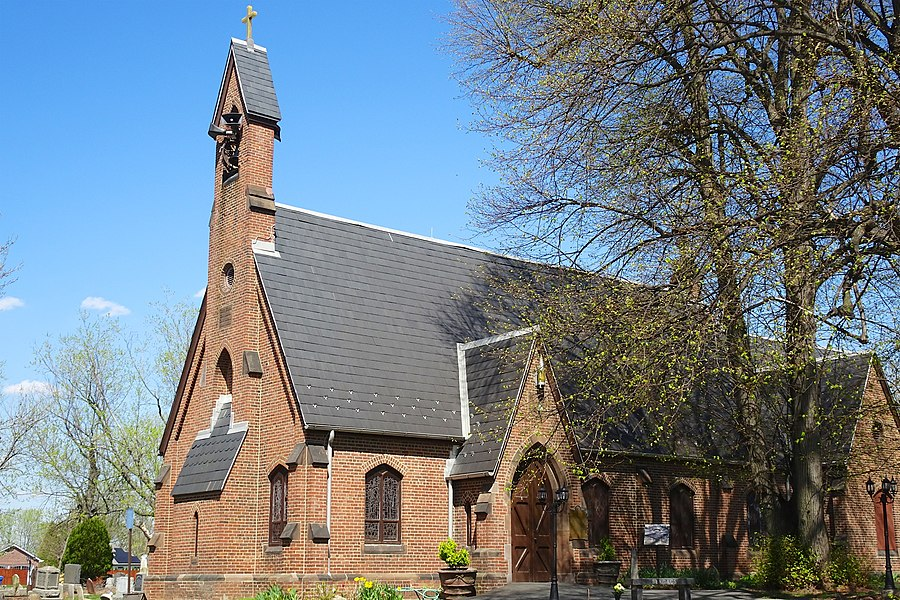 Trinity Episcopal Church (Woodbridge, New Jersey)