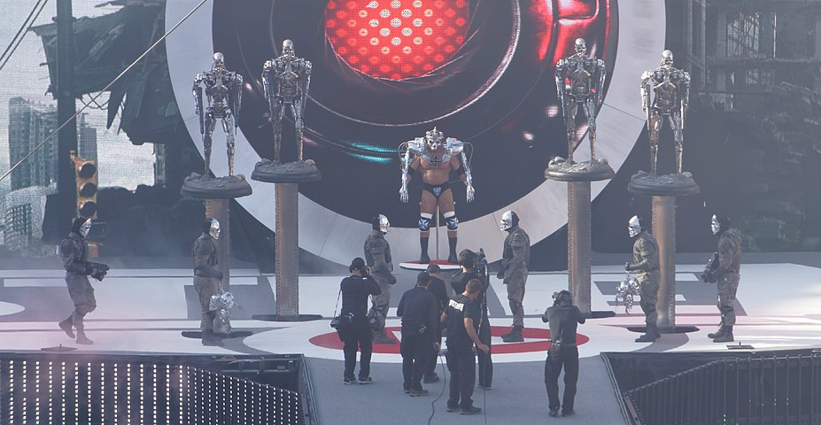 Triple H WrestleMania 31 entrance.jpg