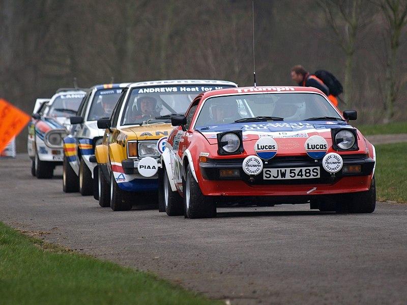 Triumph Tr Race Car For Sale