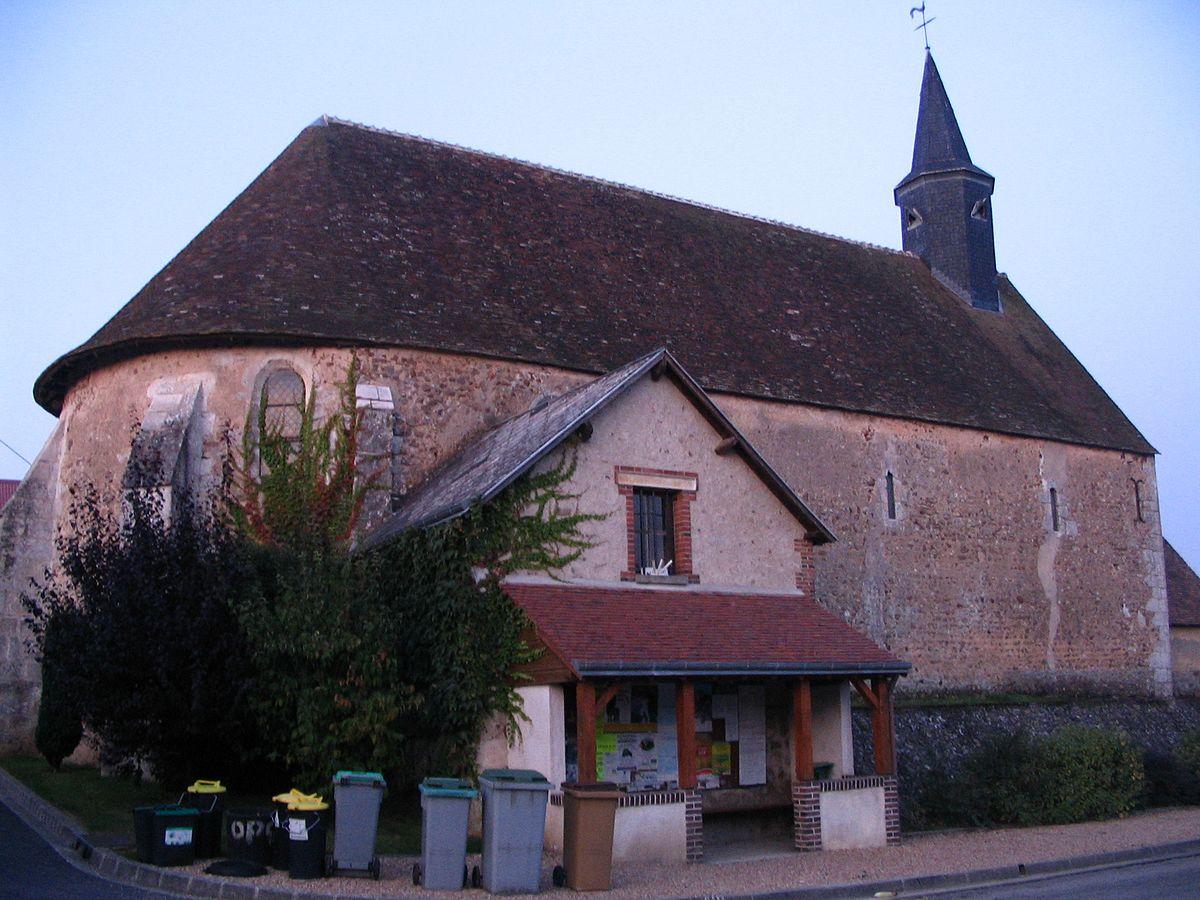 La Vall E De L Eure