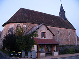 Trizay-lès-Bonneval - Church.JPG