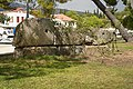 Trogir - stones from ancient fortification walls - 51385231854.jpg