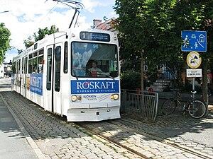 Trondheim tram 1