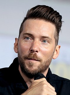 Troy Baker American voice actor and musician