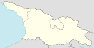 Tskhinval location in Georgia.png
