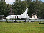 Tu-22M0 (33) at Central Air Force Museum pic1.JPG
