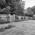 Tuinmuur bij speelhuis - Lisse - 20140820 - RCE.jpg