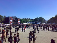 Tuska Open Air Metal Festival 2007 main stage area.jpg