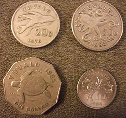 Tuvalsk Dollar Wikipedia