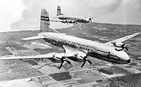 Two Douglas C-74 Globemasters of the 1703d Air Transport Group.jpg