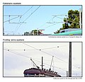 Two images showing catenary and trolley wire systems.jpg