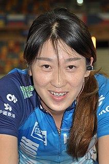 Yang Qianyu cyclist