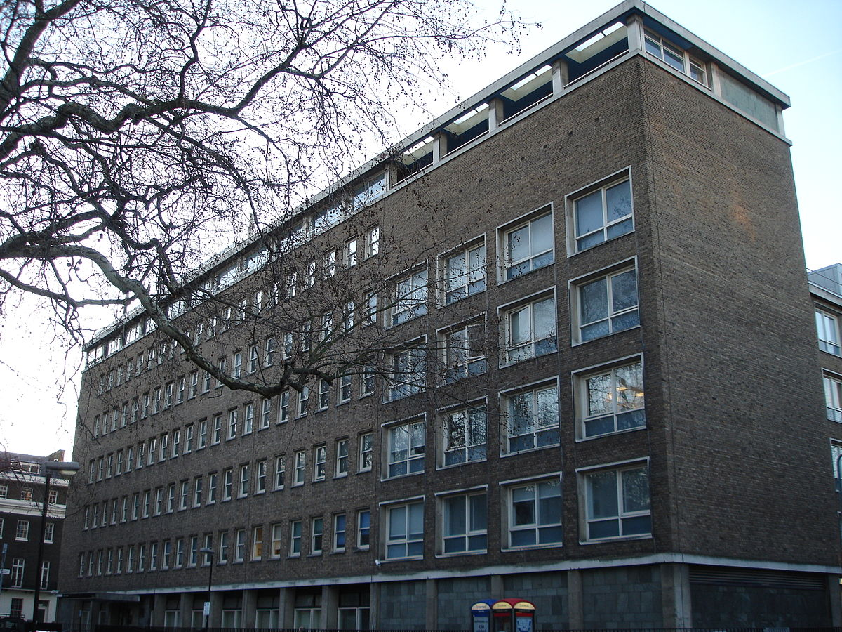 Building A Ramp >> UCL Institute of Archaeology - Wikipedia