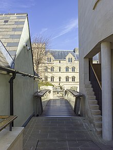 Modern Architecture Oxford pembroke college, oxford - wikipedia