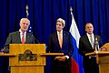 UN Special Envoy for Syria Staffan de Mistura, joined by Secretary Kerry and Russian Foreign Minister Lavrov, Addresses Reporters in Geneva (29491777481).jpg