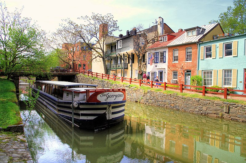 USA-Georgetown C%26O Canal.jpg