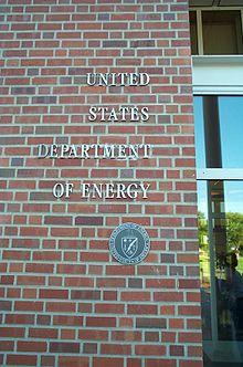 アメリカ合衆国エネルギー省と ...