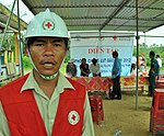 USAID, Red Cross Support Disaster Response Drill in Duy Hoa Commune, Quang Nam Province (8248434491).jpg