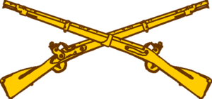Edward Almond - Image: USA Army Infantry Insignia
