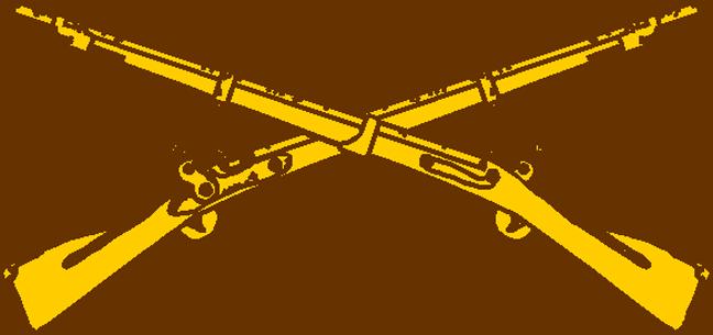 USA - Army Infantry Insignia