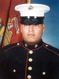 United States Marine recommended for the Medal of Honor for his actions in Iraq