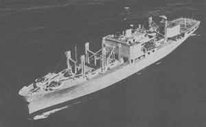 USS Sylvania (AFS-2)