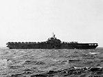 USS Princeton (CV-37) off Korea in June 1951.jpg