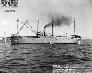 USS <i>Tuluran</i> (AG-46)
