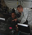 US Army 50969 20 Countries work together on PANAMAX '09.jpg