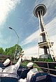 US Navy 020801-N-8252B-005 Sailors on Liberty in Seattle.jpg