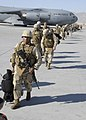 US Navy 100122-N-9584H-024 Seabees assigned to Naval Mobile Construction Battalion (NMCB) Four arrive on Kandahar Airfield, Afghanistan.jpg
