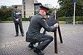 Uitreiking Bronzen Schild aan Regiment Geneeskundige Troepen 06.jpg